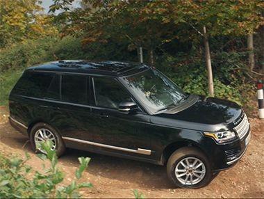 El Range Rover Sport 2015, en vídeo