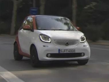 El nuevo Smart ForTwo, en vídeo