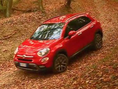 El nuevo Fiat 500x 2015 en vídeo