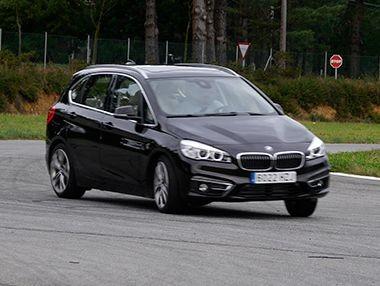 BMW 218d Active Tourer Luxury 2014: la prueba, en vídeo