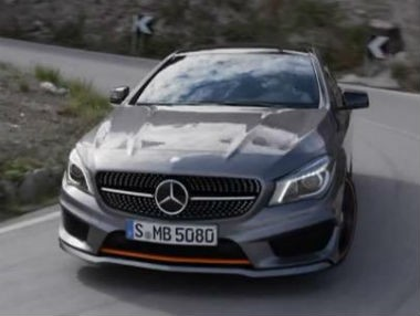 Vídeo: Mercedes CLA Shooting Brake