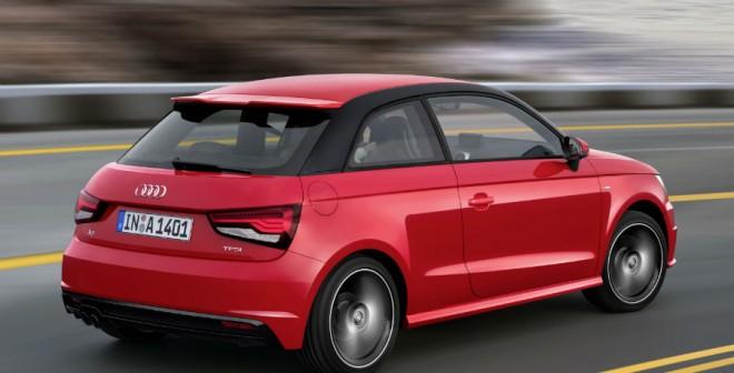 El nuevo Audi A1 estrena los motores tricilíndricos de la marca alemana.