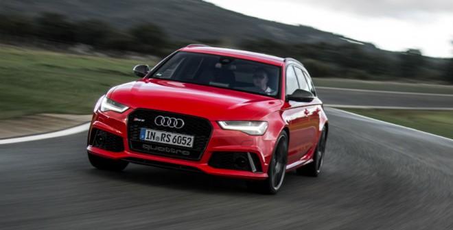 El Audi RS6 Avant acelera de 0 a 100 en menos de 4 segundos.