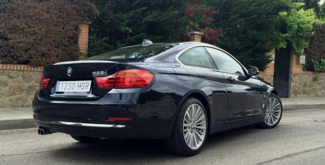 El comportamiento del BMW 428i en todo tipo de carreteras es prácticamente perfecto.