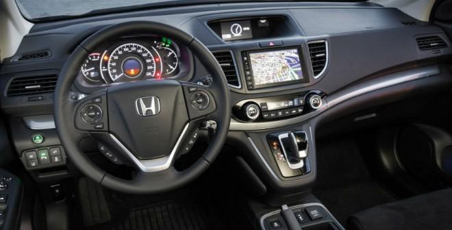 El Honda CR-V también se renueva por dentro.