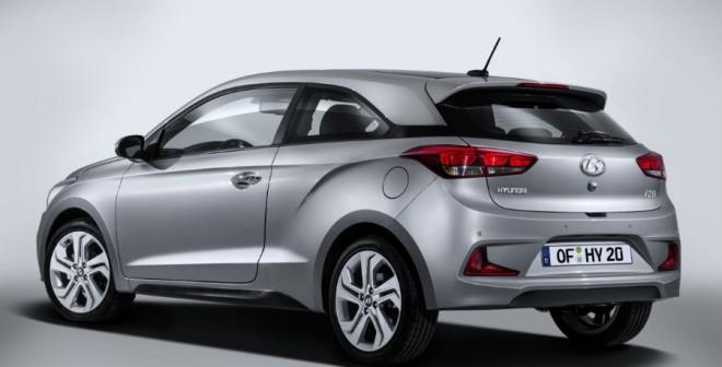 El nuevo Hyundai i20 Coupé llega a España en verano.
