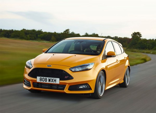Nuevo Ford Focus ST 2015