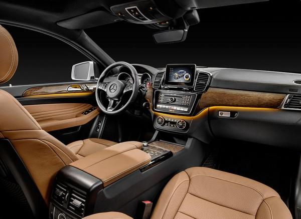 Nuevo Mercedes GLE 2015