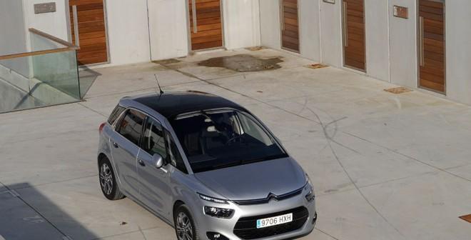 Prueba Citroën C4 Picasso 1.6 HDi 115 CV manual 2014, Caion, Rubén Fidalgo