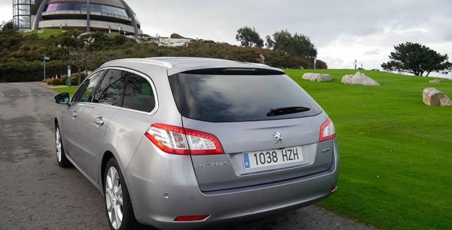 Prueba Peugeot 508 SW BlueHDi 150 CV Allure 2014, La Coruña, Rubén Fidalgo