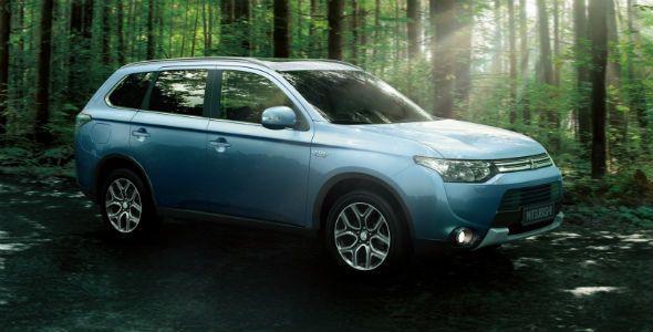 El Mitsubishi Outlander PHEV se renueva