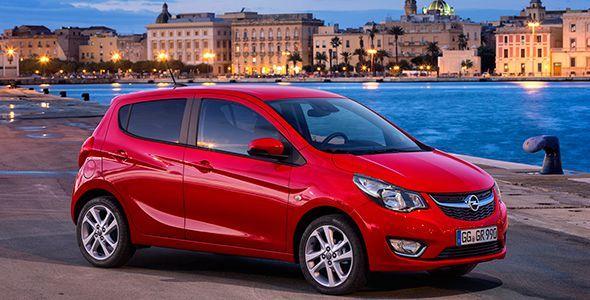 Opel Karl 2015, por menos de 10.000 euros
