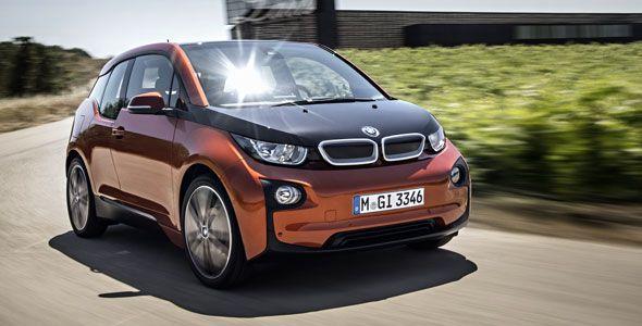 Prueba: BMW i3