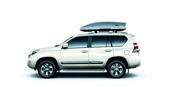 Nuevos Toyota Land Cruiser SX y VX Kirari: más equipados