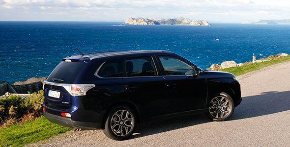 La prueba: Mitsubishi Outlander 220 DI-D 150 CV 2WD