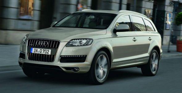Audi Q7, el primer diésel híbrido enchufable de la marca