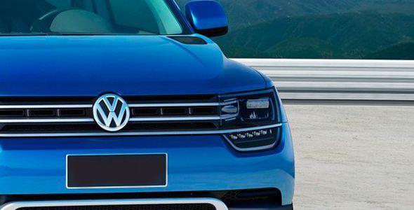 Volkswagen presentará en Detroit 2015 un nuevo SUV para EE.UU.