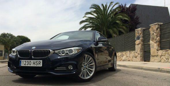 BMW Serie 4 428i Luxury, lo probamos