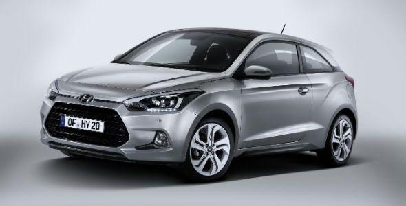 Hyundai i20 Coupé: más deportivo