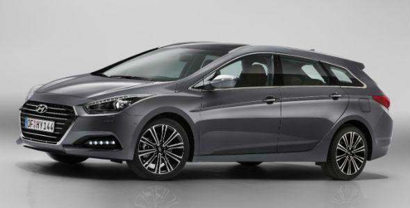 Hyundai i40, profunda actualización