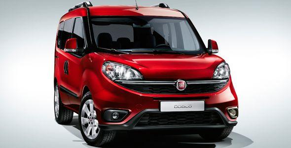 Se inicia la recepción de pedidos del nuevo Fiat Dobló