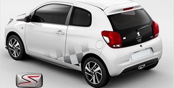 Peugeot 108 S: nuevo acabado deportivo para el urbano francés