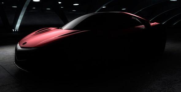 El Honda NSX será desvelado en Detroit