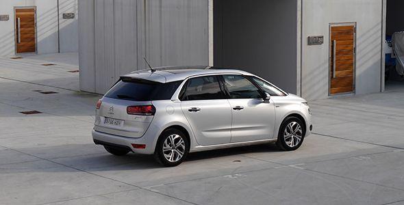 La prueba: Citroën C4 Picasso 1.6 HDi 115 CV Exclusive 2014