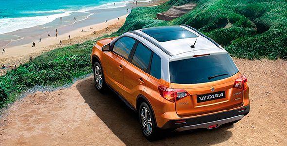 El nuevo Suzuki Vitara 2015 llegará en febrero