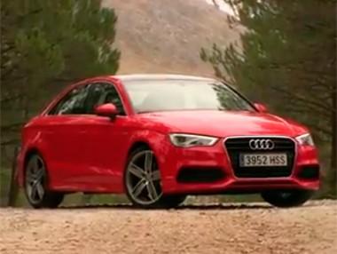 Vídeo prueba: Audi A3 Sedán 1.8 TFSI 180 CV