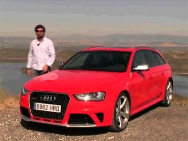 Vídeo prueba: Audi RS4 V8 FSI 450 CV