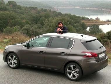 Vídeo prueba: Peugeot 308 e-HDI 92 CV