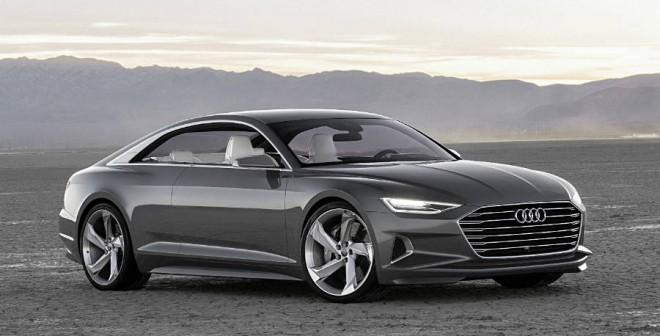 El Audi Prologue, que vimos en Los Ángeles 2014, está presente en el CES de Las Vegas.