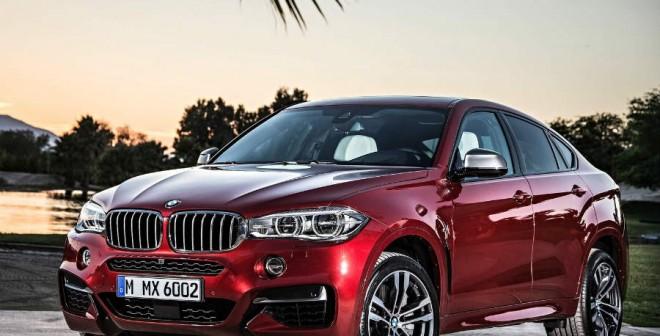 El BMW X6 une perfectamente todas las características de un SUV y de un Coupé.
