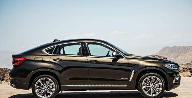 La línea de diseño del BMW X6 ha ganado en agresividad.