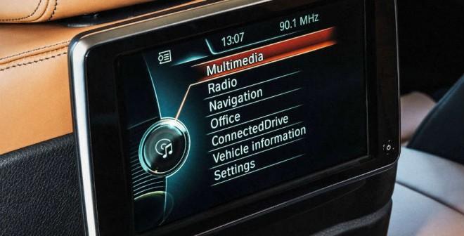 Lo último en infoentretenimiento está presente en el nuevo BMW X6.
