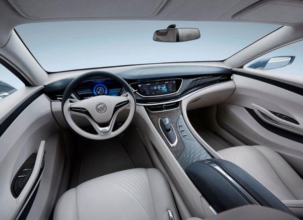 Buick Avenir Concept Salón Detroit 2015