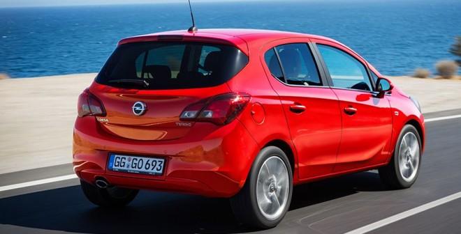 Presentación Nuevo Opel Corsa 2015