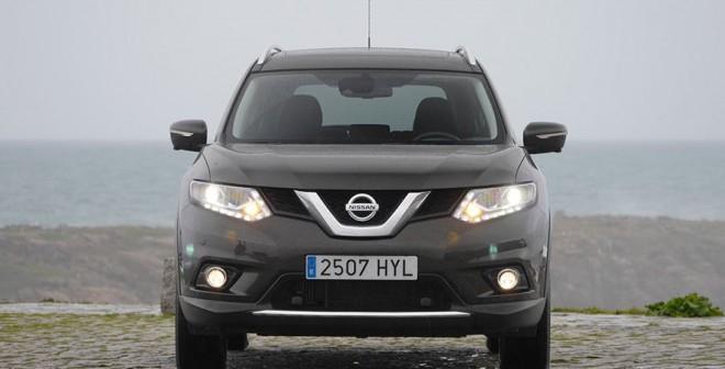 Prueba Nissan X-Trail 1.6 dCi 130 CV 4WD Tekna 2014, La Coruña, Rubén Fidalgo