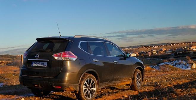 Prueba Nissan X-Trail 1.6 dCi 130 CV 4WD Tekna 2014, Villabalter, Rubén Fidalgo