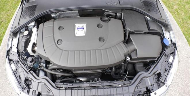 Prueba Volvo V60 D3 Kinetic 136 CV manual, motor, Rubén Fidalgo
