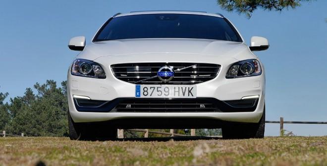 Prueba Volvo V60 Plug In Hybrid 2014, Baiona, Rubén Fidalgo