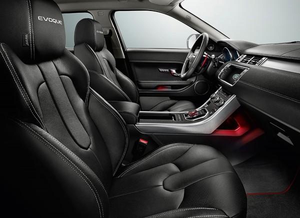 Range Rover Evoque British Edition 2015
