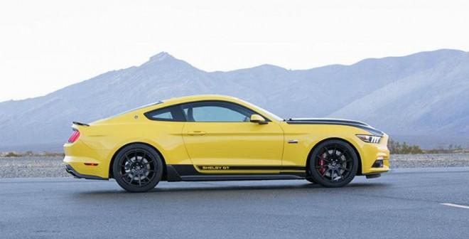 El Shelby Mustang GT será el sueño de muchos americanos.