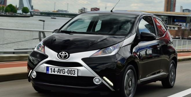 Nuevo Toyota Aygo x-clusiv