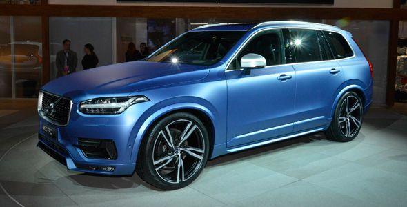 Volvo XC90 R-Design, el más deportivo