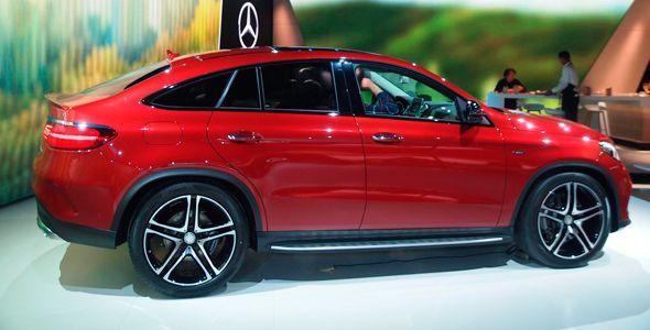 Nuevo Mercedes GLE Coupé, precios oficiales en España