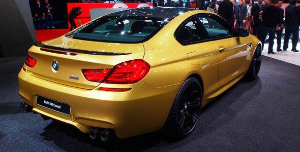 Nuevos BMW M6 Coupé, Gran Coupé y Cabrio 2015