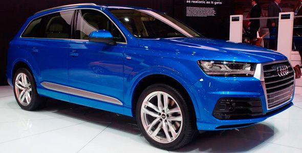 Nuevo Audi Q7, desde 65.960 euros