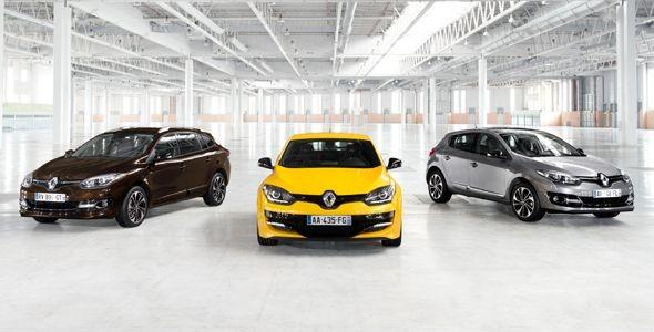 El Renault Mégane ha sido el coche más vendido en España en doce ocasiones